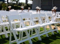 Rental store for CHAIRS, PADDED WEDDING WHITE in Caldwell ID