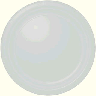 Where to find PLATE, 7.5  -WHITE ROUND- in Caldwell