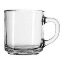 Rental store for COFFEE MUG 10oz   CLEAR GLASS in Caldwell ID