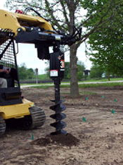 Where to find SKID STEER, EXTRA AUGER BIT in Caldwell