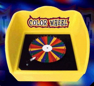 Where to find KIDS GAME - COLOR WHEEL in Caldwell