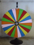 Where to rent SPIN PRIZE WHEEL in Caldwell ID