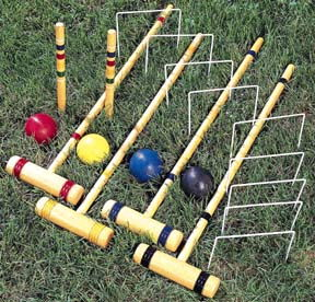 Where to find CROQUET SET  6-PLAYER in Caldwell