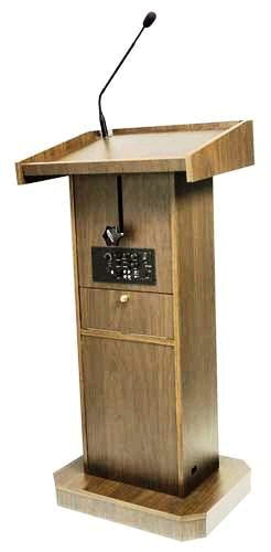 Where to find LECTERN PODIUM PA SYSTEM in Caldwell