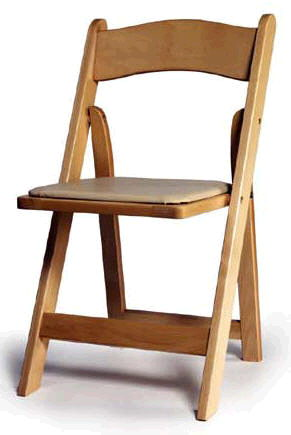 Where to find CHAIRS, PADDED NATURAL WOOD in Caldwell