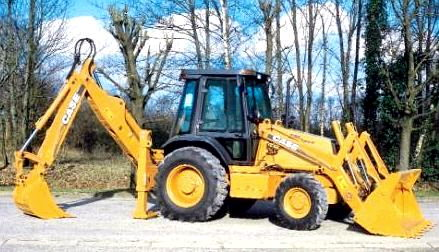 Where to find BACKHOE, 580M CASE EXTENA-HOE in Caldwell