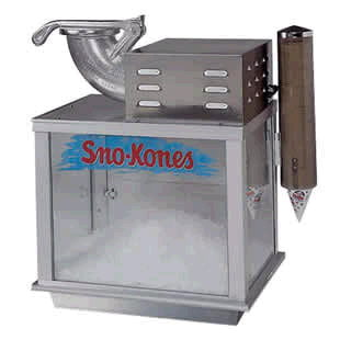 Where to find SNO CONE MACHINE in Caldwell