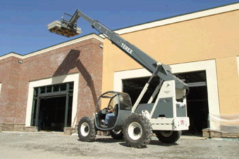 Where to find REACH, FORKLIFT TEREX 8K 42 in Caldwell