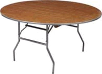 Where to find TABLE, ROUND 72 in Caldwell