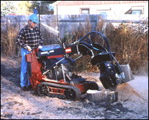 Where to find MINI SKID, STUMP GRINDER ATTATCHMENT in Caldwell