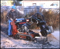 Rental store for MINI SKID, STUMP GRINDER ATTATCHMENT in Caldwell ID