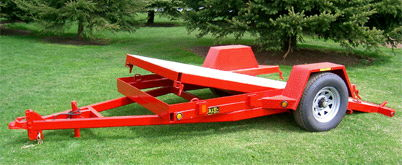 Where to find TRAILER, BLACK TILT DECK in Caldwell