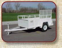 Where to rent TRAILER, BOX 5X10 in Caldwell ID and Nampa ID