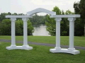 Rental store for GAZEBO, GREEK COLONADE -WHITE- in Caldwell ID