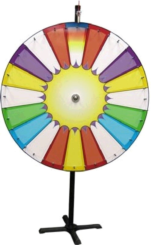 Where to find PRIZE SPIN WHEEL 30 in Caldwell