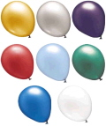 Rental store for BALLOONS, PEARL METALLIC  100 in Caldwell ID