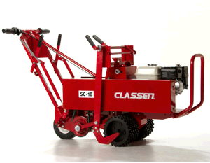 Where to find SOD CUTTER, CLASSEN 18 in Caldwell