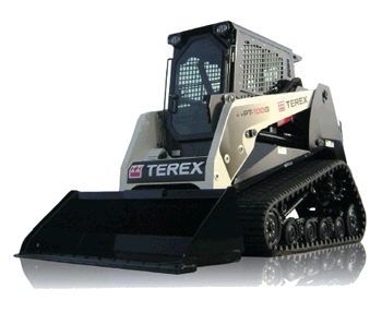 Where to find SKID STEER TEREX TRACK R190 T in Caldwell