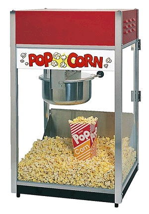 Where to find POPCORN MAKER in Caldwell