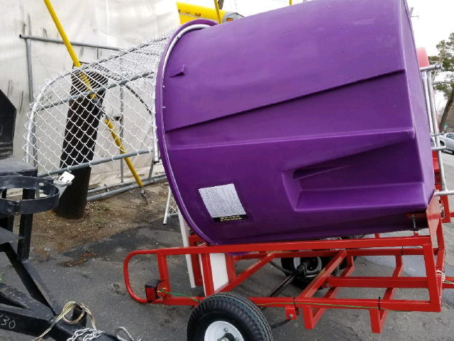 Where to find DUNK TANK  WITH TRAILER PURPLE in Caldwell