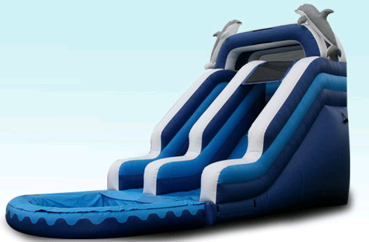 Where to find JUMP,DOLPHIN WATER SLIDE W POOL in Caldwell