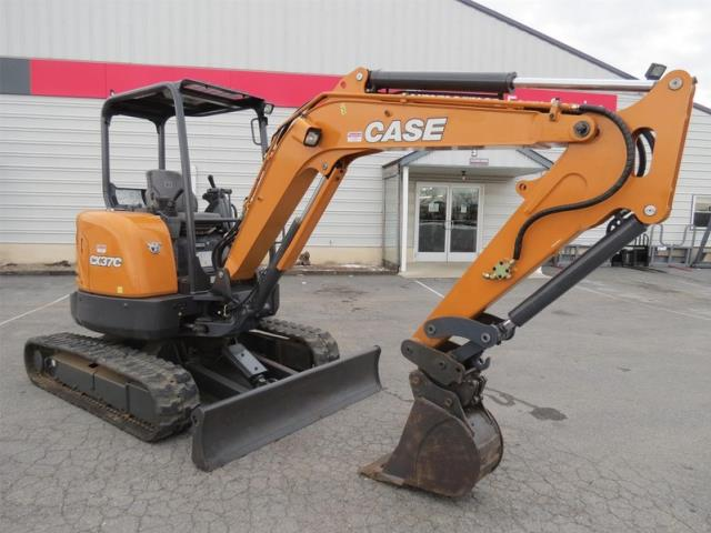 Where to find MINI EXCAVATOR  CX37C  CASE W  THUMB in Caldwell