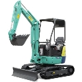 Rental store for MINI EXCAVATOR  25V  KATO W  THUMB in Caldwell ID